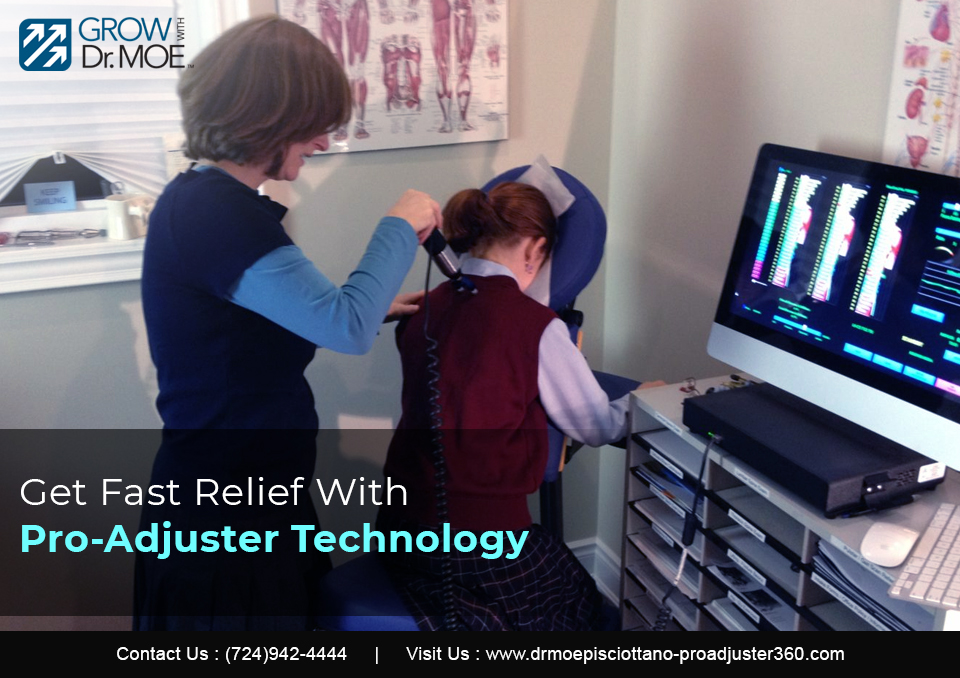 Get Fast Relief With Pro-Adjuster Technology