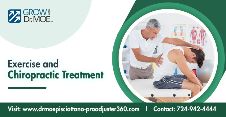 Exercise and Chiropractic Treatment