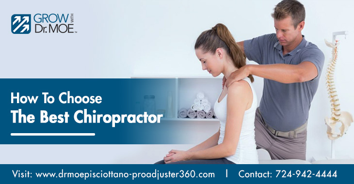 How To Choose The Best Chiropractor